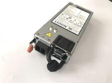 For R620 R720 R520 NX3200 1100W DC48V Power Supply E1100D-S0 0Y1MGX 05G4WK