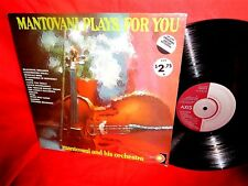 MANTOVANI and his ORCHESTRA Plays for you LP 1974 AUSTRALIA MINT-