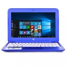 "HP Stream 11.6"" Intel Celeron Processor 32GB Notebook Horizon Blue Windows 8"
