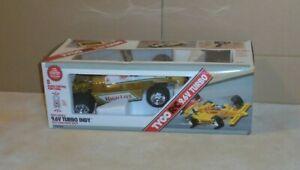 Tyco Taiyo Miller #9 Radio Control Indy Turbo Car In Box NOS  1989