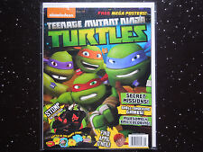 Nickelodeon Magazine : Teenage Mutant Ninja Turtles ( Topix Media Special )