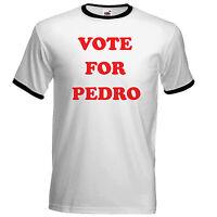 Vote For Pedro mens t Shirt - Napoleon Dynamite