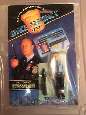 Vintage Gerry Andersons Space Precinct 2040 Lieutenant Brogan Figure