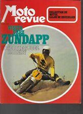 MOTO REVUE N° 2110 - 2 FEV 1973 - ZUNDAPP - JOEL ROBERT - TRIAL DE CASSEL