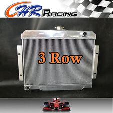 FOR 3 Row ALUMINUM RADIATOR 1970-1986 JEEP CJ CJ5/CJ6/CJ7 3.8L-5.0L