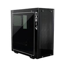 Evga DG-75 Mid Custodia per Torre Dei Giochi - Nero USB 3.0