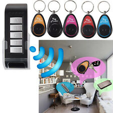 Wireless RF Item Locator Remote Control Key Finder Tracker for Pet Phone Wallet