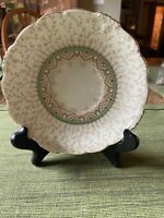 """Paragon By Appointment The Queen Fine China England Saucer Regency Pattern 5.5"""""""