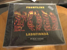 Frontline/Ladofionda [8 TRACKS] by Facez of Death (CD) OUT OF PRINT, BRAND NEW!