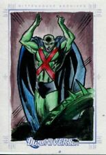 Rittenhouse Archives DC Legacy Sketch Sketchafex Card By Unknown Artist