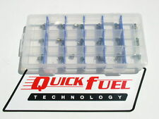 GAS QUICK FUEL HOLLEY JET KIT 83-100 2 EACH IN CASE FREE USA SHIPPING LOOK!