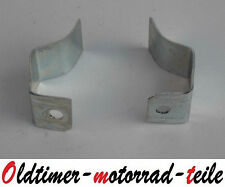 Paar Tachoklammer für Tacho passend für BMW R35 R71 R61 R12 R51 AWO EMW BK 350