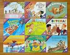 Lot 9 MATH START Level 3 Picture Books Mapping Place Value Negative Numbers