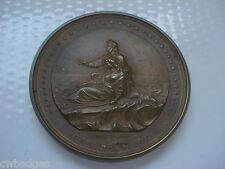 LARGE Medal 1866 USA RESCUERS & PASSENGERS ~ Steamship SAN FRANCISCO