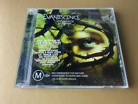 Anywhere but Home by Evanescence (CD,2 Discs, 2004, Wind-Up) 14 tracks