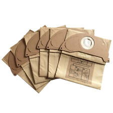 6X Vacuum Cleaner Bags Fits Karcher 1.629-307.0 1.629-400.0 1.629-401.0