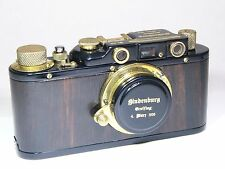 "Art Camera.""LZ 129 Hindenburg"" Anniversary Camera.(by Fed/Zorki LEICA Replica)"