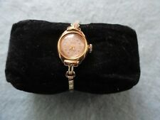 Gruen Precision 17 Jewels Vintage Swiss Made Mechanical Wind Up Ladies Watch