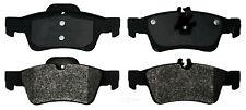 Semi Metallic Disc Brake Pad fits 2003-2009 Mercedes-Benz CL500,E500,S500,SL500