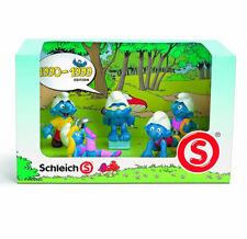 Schleich Smurfs set 1990 to 1999 by Schleich number - 41258