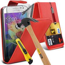 Fundas Para Samsung Galaxy Core de piel para teléfonos móviles y PDAs