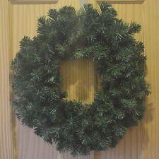 CHRISTMAS WREATH COLORADO GREEN 45cm (18 inch)  SNOWTIME CF02583