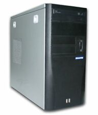 BlueChip SG400-J AMD Athlon 64 X2 2,5GHz 8GB 128GB SSD Win 7 Pro Midi-Tower