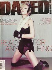 DAZED & CONFUSED Magazine Vol II #60 April 2008 Iconic Madonna Cover