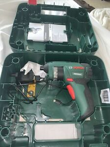 Bosch PSR Select Cordless Screwdriver With Charger Working