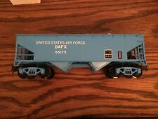 K-Line By Lionel 22317 US Air Force Hopper with Ballast Load New in Box!
