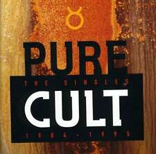 The Cult - The Singles 1984-1995 CD