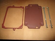 S SC Case battery cover and sliding plate, USA New tractor part