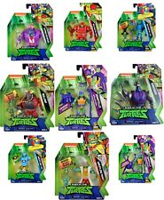 Nickelodeon Rise of the Teenage Mutant Ninja Turtles básica de figuras de acción 80800