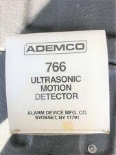 Ademco 766 Utrasonic motion Detector