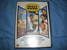 Billy Budd DVD (1962) Robert Ryan, Peter Ustinov, Melvyn Douglas, Terence Stamp
