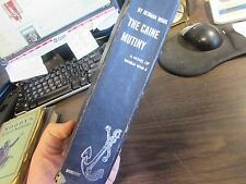 VINTAGE - THE CAINE MUTINY - A NOVEL OF WWII BY HERMAN WOUK - 1951