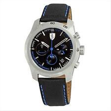 Orologio Uomo Cronografo FERRARI PRIMATO 830445 con Cinturino Pelle