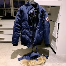Canada Goose Parka Expedition coat , Size XS, Navy Blue Jacket