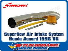 SIMOTA SUPERFLOW AIR INTAKE SYSTEM HONDA ACCORD 1996 V6
