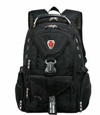 High-duty Men's Versatile Macbook Laptop Backpack Hiking bag Schoolbag