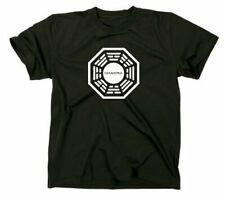 Lost T-Shirt Logo Dharma Initiative TV-Serie Fanshirt Fan Symbol Station Zeichen