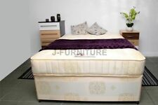 Fabric Firm Modern Beds with Mattresses
