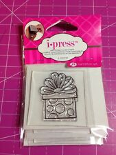 Hampton Art I Press Switchable Clear Stamps Present, Cake 3 Stamps