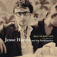 JESSIE HARRIS - WHILE THE MUSIC LASTS - CD - NEW (JAZZ)