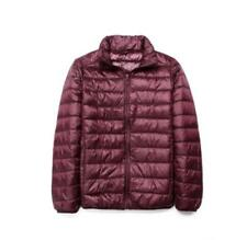 UNIQLO'S Factory Sale! men's Ultralight Hooded 90%Down Jacket Puffer Parka coat