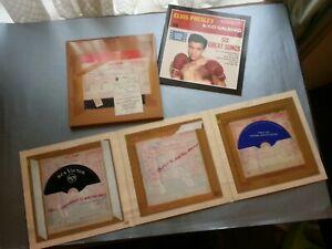Elvis Presley - The Kid Galahad Sessions   (FTD 2 CD PACK AND BOOKLET - NEW)