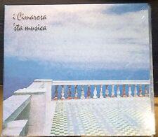 I Cimarosa 'Sta Musica Cd Single Digipack Still Sealed E.Gragnaniello J. Senese