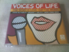 VOICES OF LIFE - THE WORD IS LOVE (SAY THE WORD) - GARAGE CD SINGLE