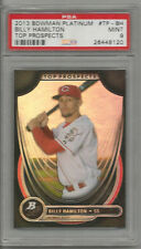 2013 Bowman Platinum Billy Hamilton Top Prospects PSA 9