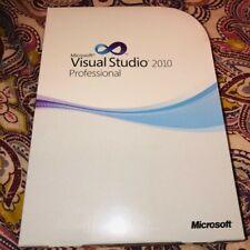 BRAND NEW Microsoft Visual Studio Professional 2010 SEALED